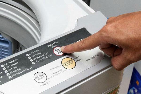 Chọn chế độ máy giặt hợp lý