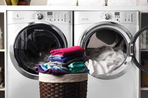 Chú ý đến nguồn điện máy giặt