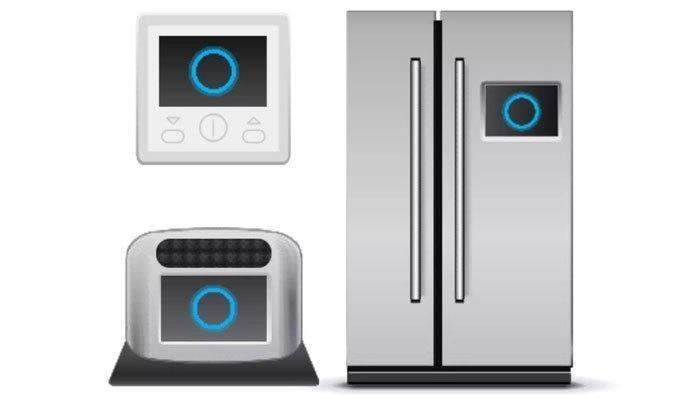 Máy giặt, tủ lạnh sẽ được tích hợp trợ lý ảo Cortana