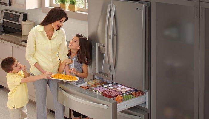 Bạn nên mua ổn áp tùy thuộc vào đời tủ lạnh