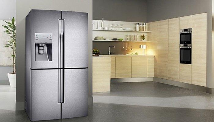 Mua tủ lạnh cuối năm để thay đổi diện mạo cho năm mới