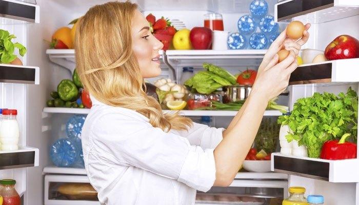 Tủ lạnh side by side có dung tích lớn cho bạn nhiều không gian hơn để bảo quản thực phẩm