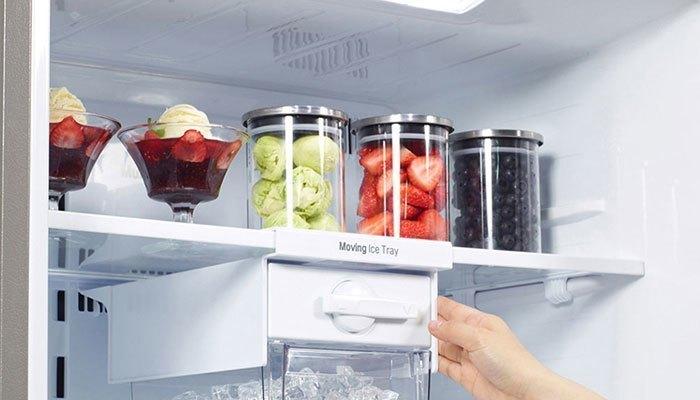 Bạn đã biết vì sao phải bỏ thực phẩm vào ngăn đá tủ lạnh?