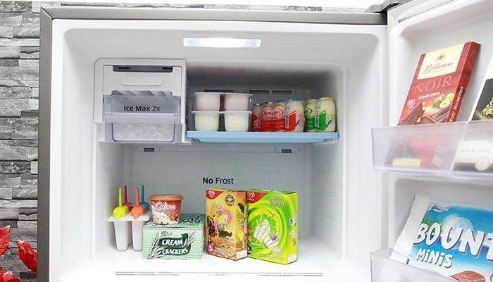 Bảo quản chất lỏng trong ngăn đá tủ lạnh