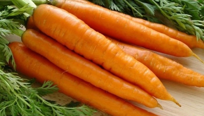 Cà rốt bỏ tủ lạnh giúp giảm cân