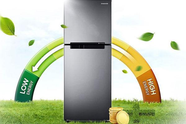 Tủ lạnh còn được trang bị công nghệ Inverter giúp tiết kiệm điện