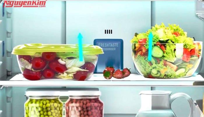 Tủ lạnh Electrolux sở hữu nhiều công nghệ hiện đại