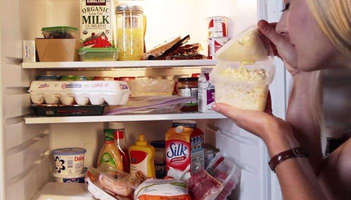Tủ lạnh luôn là nơi bảo quản thức ăn lý tưởng