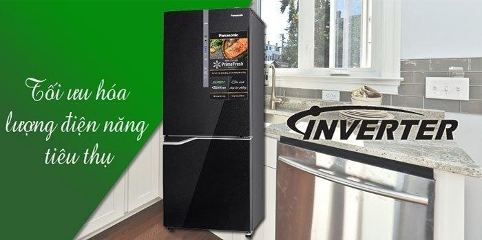 Tủ lạnh Panasonic NR-BV288GKVN giúp tiết kiệm điện năng hiệu quả