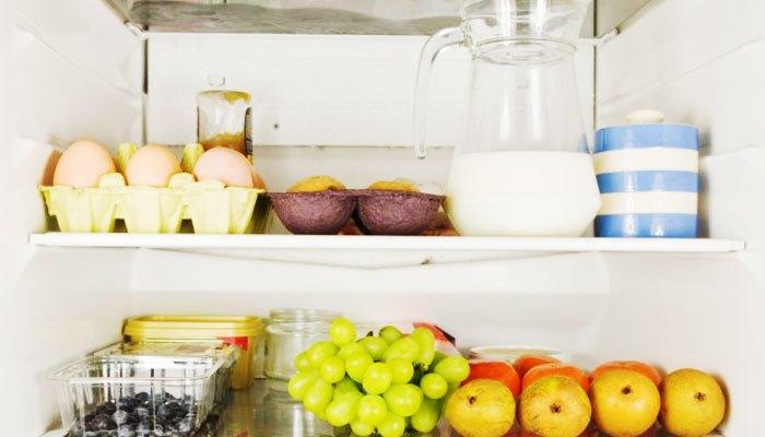 Thực phẩm được giữ tươi tối ưu nhờ vào công nghệ Inverter Linear trên tủ lạnh LG