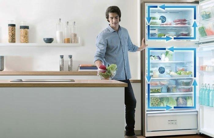Bạn sẽ không lo thức ăn bị ám mùi trong tủ lạnh