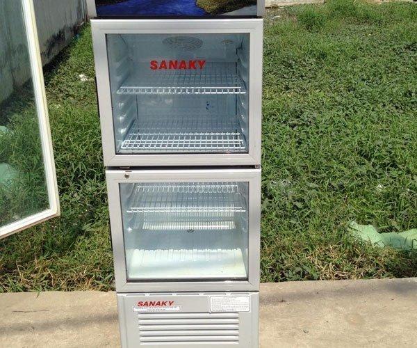 Bạn cần chỉnh nhiệt độ phù hợp với lượng thực phẩm trong tủ mát