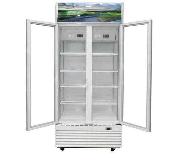 Hạn chế đóng mở tủ mát để không làm ảnh hưởng đến thực phẩm bên trong
