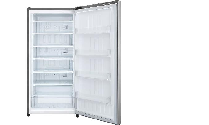 Tủ đông LG Inverter 165 Lít GN-F304PS - 6 ngăn và 1 hộc chứa