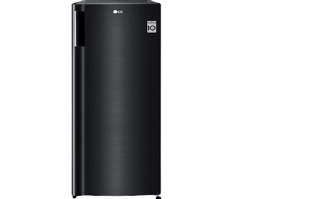 Tủ đông LG Inverter 165 Lít GN-F304WB - Thiết kế cửa bạch kim sang trọng