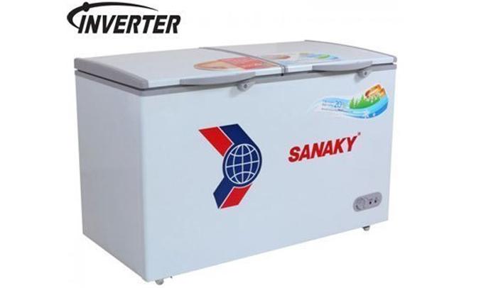 Tủ đông Sanaky VH4099W3 làm lạnh nhanh