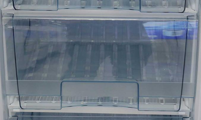 Tủ đông Sanaky VH-230HY ngăn chứa linh hoạt, dễ vệ sinh