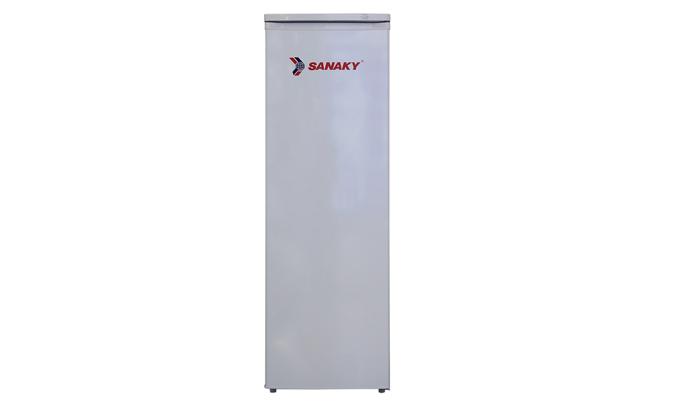 Tủ đông Sanaky VH-230HY tủ dạng đứng gọn gàng