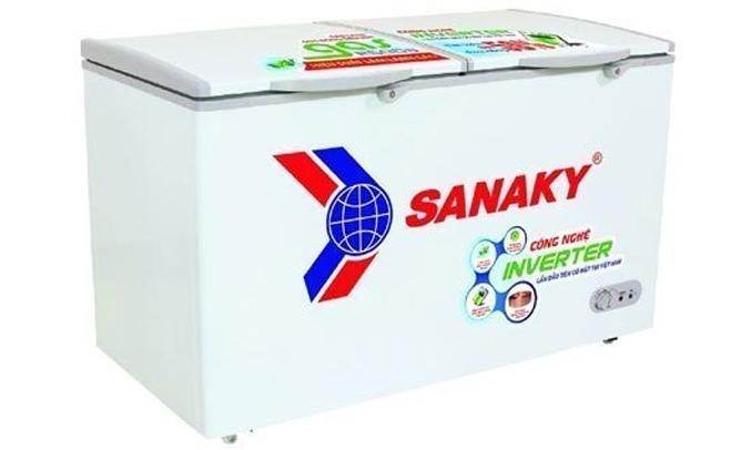 Tủ đông Sanaky VH 2899W3 dễ điều khiển