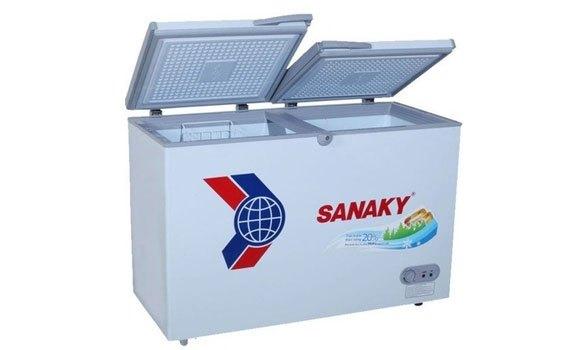 Tủ đông Sanaky VH-8699HY thiết kế 2 cửa tủ tiện lợi