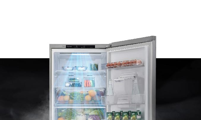 Tủ lạnh LG Inverter 306 Lít GR-B305PS - Công nghệDoorCooling+™
