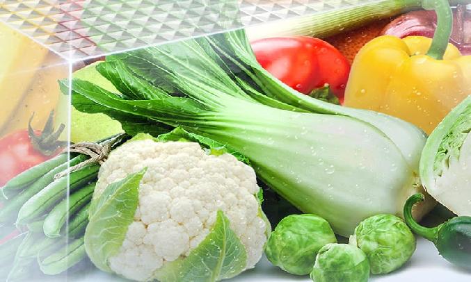 Tủ lạnh LG Inverter 306 Lít GR-B305PS - Giữ ẩm cho thực phẩm