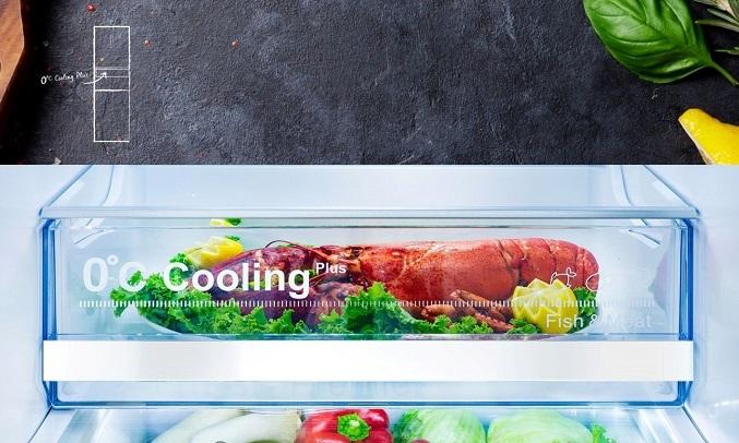 Tủ lạnh Casper Inverter 325 lít RB-365VB - Ngăn đông mềm