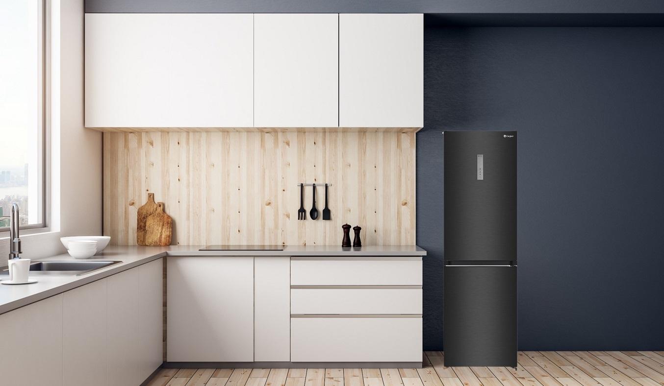 Tủ lạnh Casper Inverter 325 lít RB-365VB - Tủ lạnh 2 cửa ngăn đông dưới
