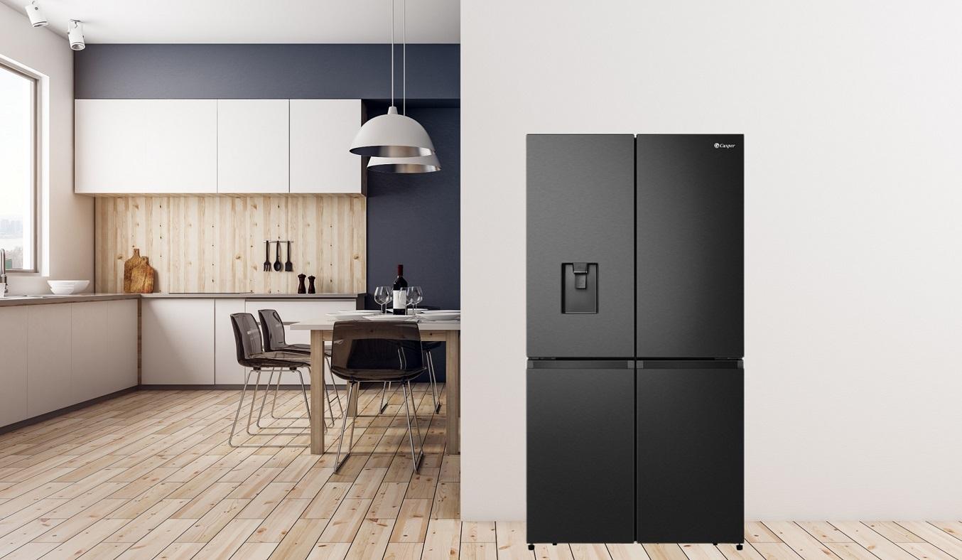 Tủ lạnh Casper Inverter 645 lít RM-680VBW