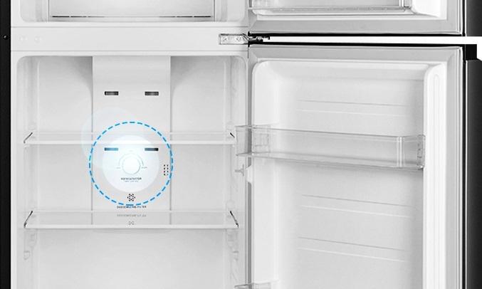 Tủ lạnh Casper Inverter 218 lít RT-230PB - Bảng điều khiển