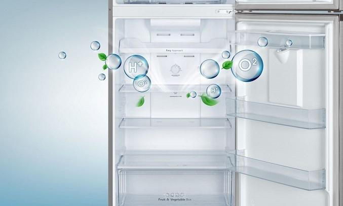 Tủ lạnh Casper Inverter 218 lít RT-230PB - Bộ lọc than hoạt tính khử mùi
