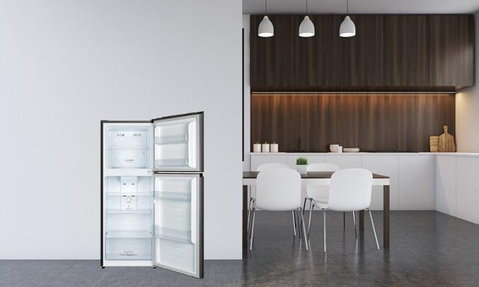 Tủ lạnh Casper Inverter 218 lít RT-230PB - Dung tích 218 lít