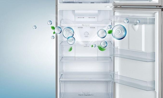 Tủ lạnh Casper Inverter 404 lít RT-421VGW - Bộ lọc than khử mùi