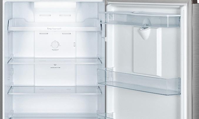 Tủ lạnh Casper Inverter 404 lít RT-421VGW - Hệ thống đèn LED