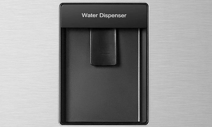 Tủ lạnh Casper Inverter 404 lít RT-421VGW - Ngăn lấy nước ngoài