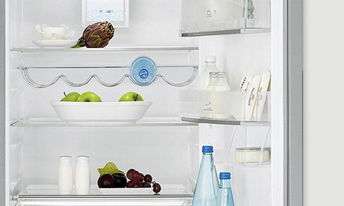Tủ lạnh Electrolux 570 lít ETB5702BA ngăn kệ di chuyển linh hoạt