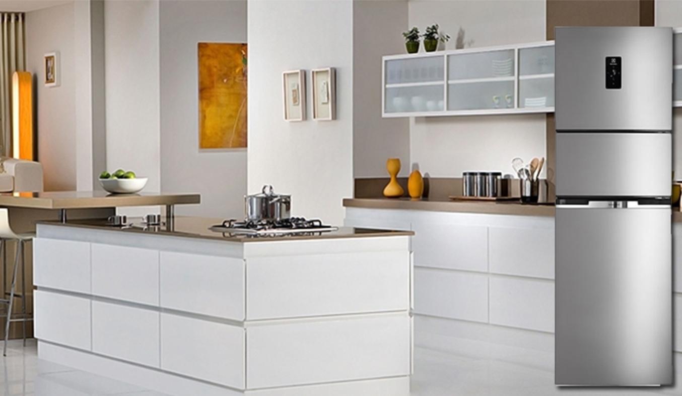 Tủ lạnh Electrolux EME3500MG 335 lít hiện đại