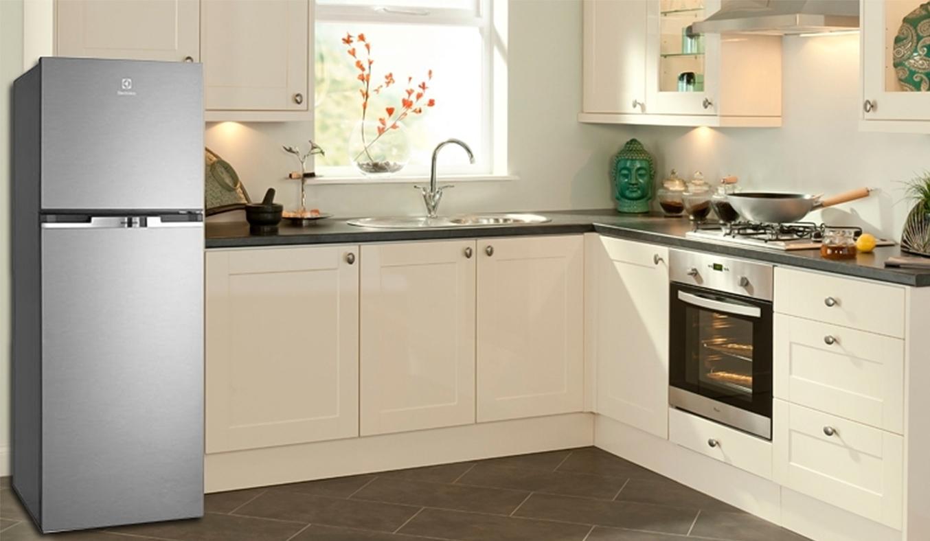 Tủ lạnh Electrolux ETB2300MG 230 lít dễ vệ sinh