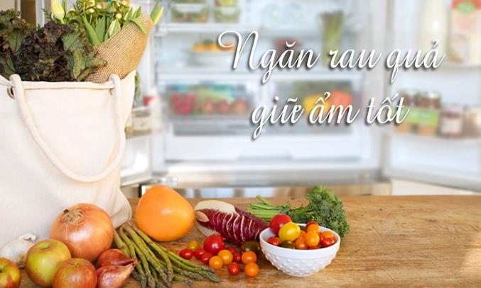 Tủ lạnh Electrolux ETB2300MG 230 lít có ngăn chứa rau quả