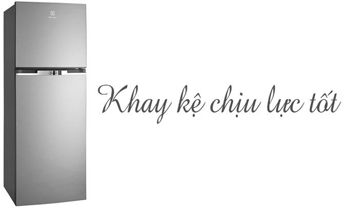 Tủ lạnh Electrolux ETB2300MG 230 lít kính bền tốt