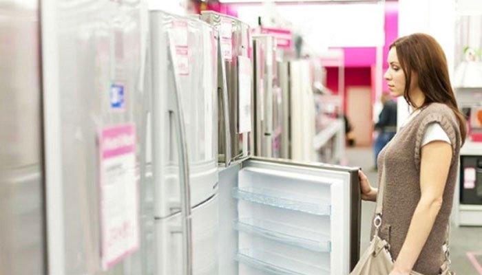 Dung tích đa dạng của tủ lạnh Electrolux cho bạn thoải mái lựa chọn