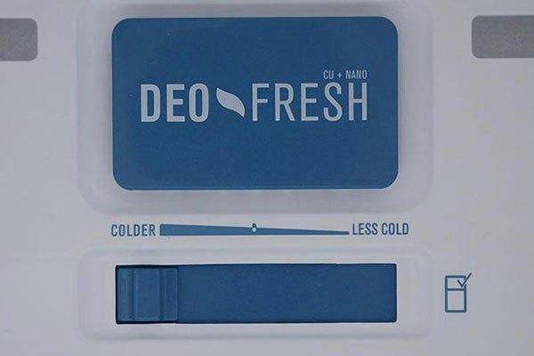 Deo Fresh của tủ lạnh Electrolux giúp ngăn chặn các mùi khó chịu