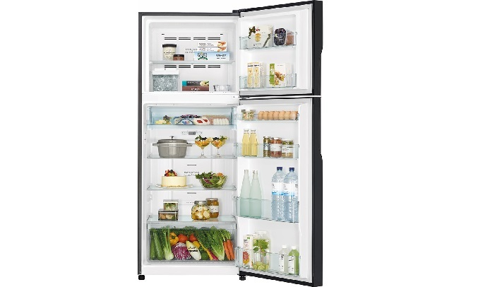Tủ lạnh Hitachi Inverter 406 lít R-FVX510PGV9(GBK) - Khử mùi hiệu quả