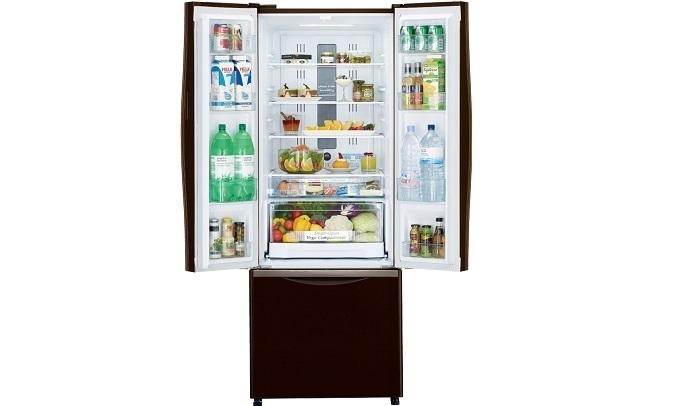 Tủ lạnh Hitachi Inverter 429 lít R-FWB545PGV2 (GBW) - Lan tỏa đều hơi lạnh