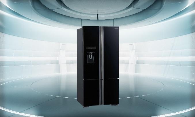Tủ lạnh Hitachi Inverter 587 Lít R-FWB780PGV6X (GBK) - Gas R600A