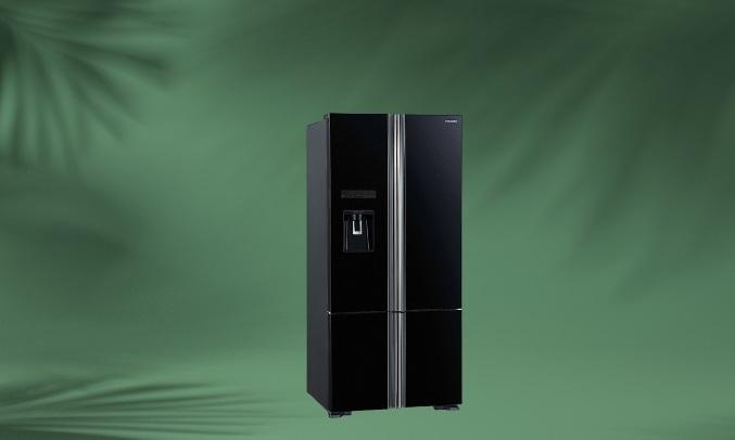 Tủ lạnh Hitachi Inverter 587 Lít R-FWB780PGV6X (GBK) - Cảm biến ECo