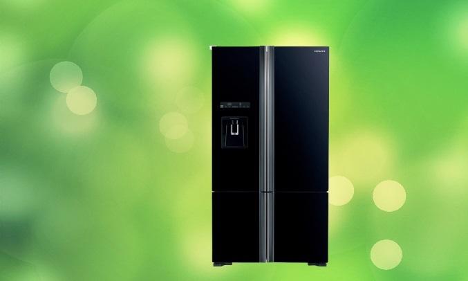Tủ lạnh Hitachi Inverter 587 Lít R-FWB780PGV6X (GBK) - Công nghệ Inverter