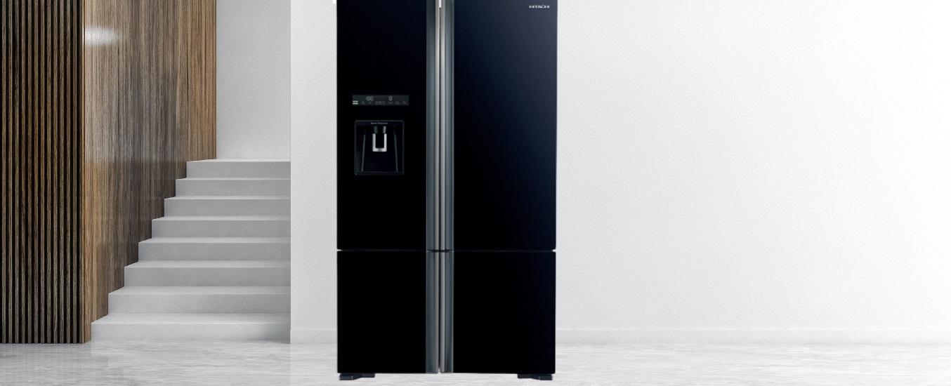 Tủ lạnh Hitachi Inverter 587 Lít R-FWB780PGV6X (GBK) - Tủ lạnh thông minh