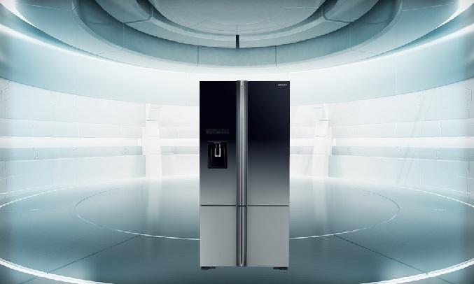 Tủ lạnh Hitachi Inverter 587 lít R-FWB780PGV6X (XGR) - Duy trì độ tươi ngon của rau quả