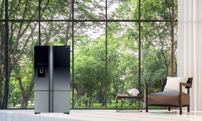 Tủ lạnh Hitachi Inverter 587 lít R-FWB780PGV6X (XGR) - Lấy nước ngoài
